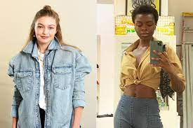 Gigi Hadid Changes Model Nanga Awasum ...