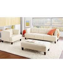 Alessia Leather Sofa Living Room Furniture Sets & Pieces