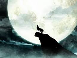 howling wolf wallpaper. Interesting Wolf Howling Wolf Moon Wallpaper To E