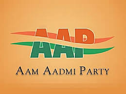 Image result for aam aadmi party logo