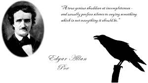 Edgar Allen Poe Famous Quotes