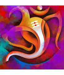 Canvas Painting Art Factory Lord Ganesha Canvas Painting Religious Painting Buy