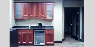 office wet bar. Office Remodel \u0026 Installation | Cabinet Wet Bar Design Spiceland Wood  Products Carmel Office Wet Bar I