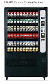 Cigarette Vending Machine Locations Custom NEW CIG48 48 Selection Cigarette Vending Machine 48 Selection