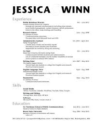 Application Resume Sample College Examples Template Outline High