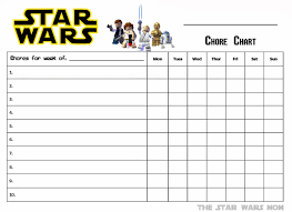 Pdf Chore Chart Template Best Ideas For Chore Chart Template In Pdf Of Your Free