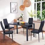 Image result for metal and wood kitchen table
