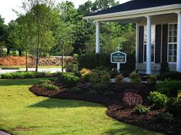 craftsman landscape design | ... Extraordinary Landscaping Design Ideas For  Front Yard Craftsman Style