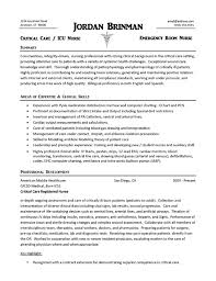 Sample Nurse Resume With Job Description Best Of Icu Rn Job Description Resumes Tierbrianhenryco