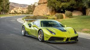 Ferrari Misha Design Heres Misha Designs Fxx Inspired 488 Gtb In The Flesh