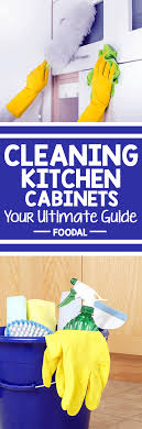 scrubbing and sanitizing the kitchen cabinets and cupboards is an onerous task not only is