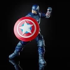 Купить <b>Фигурка Hasbro Marvel GamerVerse Avengers</b> Captain ...