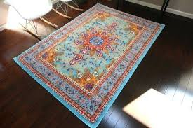 yellow and red area rugs oriental traditional light blue navy white orange yellow crimson red area