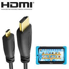 kurio tab 2 smart 9 windows tablet pc hdmi micro to hdmi tv 2m kurio tab 2 smart 9 windows tablet pc hdmi micro to hdmi tv 2m gold