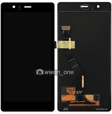 huawei p9 plus grey. genuine huawei p9 plus lcd display touch screen digitizer vie-l09 vie black plus grey