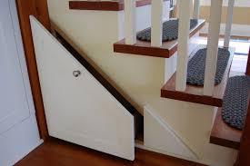 under stairs storage doors designs