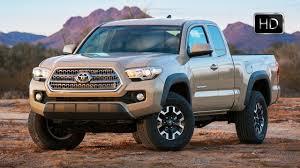 2016 Toyota Tacoma Double-Cab 4x4 Mid-Size Pickup Truck Off Road ...