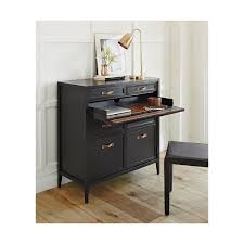 crate and barrel office furniture. Newman Compact Office Desk | Crate And Barrel Furniture A