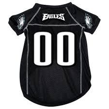 Officially Licensed Philadelphia Eagles Dog Jersey Dress