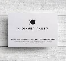 Formal Dinner Invitation Sample Impressive 48 Formal Dinner Invitations PSD Word AI Publisher Apple
