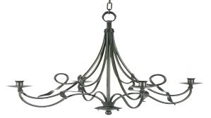 wrought iron and crystal chandelier lighting with pink shades country french black