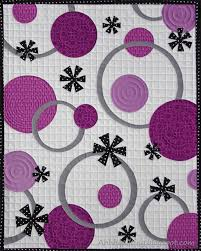 Ahhh...Quilting: Radiant Orchid Quilt Challenge & This mini quilt is 21