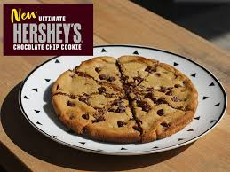 pizza hut chocolate chip cookie. Simple Chip Image May Contain Food In Pizza Hut Chocolate Chip Cookie I