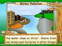 learn science class environment and air pollution water  learn science class 3 environment and air pollution water pollution animation