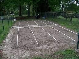 pvc drip irrigation system small veg