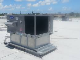 carrier rooftop units. installation of new carrier package unit on rooftop, ac rooftop units