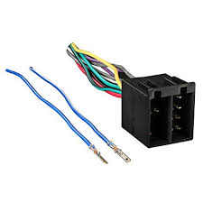 amazon com metra 70 1783 radio wiring harness for smart car car 1997 lexus ls400 radio wiring harness at Metra 70 8112 Receiver Wiring Harness