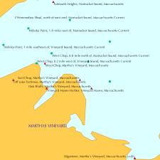 East Chop Marthas Vineyard Massachusetts Tide Chart