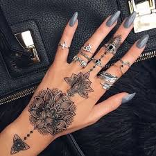 68 Images About H E N N A On We Heart It See More About Henna