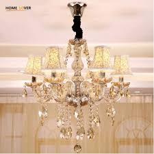 modern chandelier lighting k9 res de cristal moderne re for home lighting bedroom kitchen dining crystal