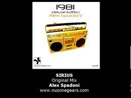NZG 111 - SIRIUS - Alex Spadoni - Original Mix - YouTube
