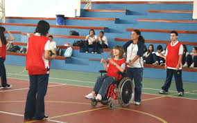 Resultado de imagem para educação física inclusiva