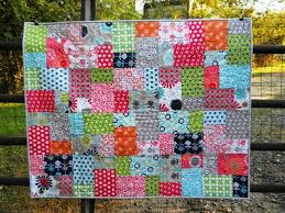 Sew and Sow Farm: A Gracie Girl Finish, 100 Quilts for Kids ... & I used a double sliced layer cake pattern and 20 of the 21 squares. Adamdwight.com