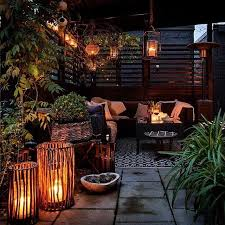outdoor lighting ideas pictures. credit bjurfors_skane lanterns and ground lighting i love it outdoor ideas pictures