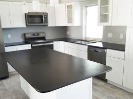it is not as common as polished granite so gives a unique softer honed finish which is particularly popular among homeowners wanting an aged or casual