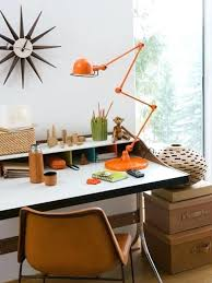 office desk lighting. Contemporary Lighting Home Office Desk Lighting Ideas Decor Orange Lamp  Designs On Office Desk Lighting