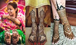 Traditional and modern kerala mehndi designs for brides and bridesmaids. Top 51 Leg Mehndi Designs Latest And Trending Shaadisaga