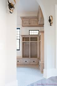Built In Coat Rack Amazing Mudroomcoatrackshoestoragebuiltincabinetswhitepennyround