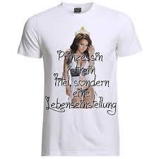 Da Fashion Prinzessin Queen Tattoo Keep Calm Spruch Sprüche Tshirt T