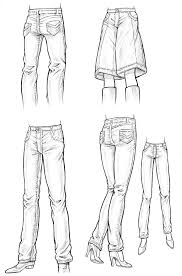 How To Draw Pants Drawing Pants Tutorial Magdalene Project Org