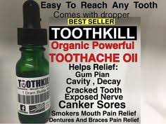 relief for exposed nerve tooth pain