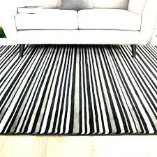 white striped rug black rack runner ikea area rugs large flower rug gray size of