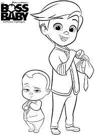 Bossbaby02 Free Coloring Pages Printable Coloring Pages Only