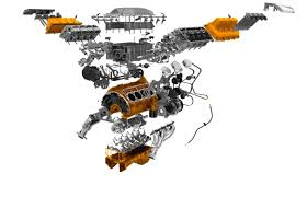 2015 dodge challenger srt hellcat drivesrt unique engine block engineered for greater durability under extreme conditions