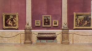 the mona lisa appears in the louvre in 1929 today she is the jewel