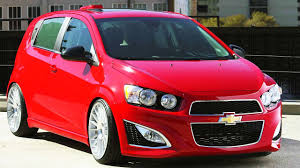 Talking Chevrolet Sonic Builds at the 2013 SEMA Show! Wide Open ...